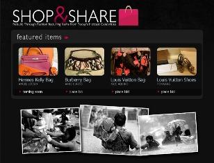 Shop & Share Ph Auction Website