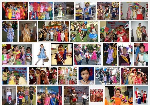un kids costumes